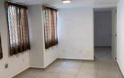 Departamento en calle 2 ,cuchilla Pantitlán, Alcaldía Venustiano Carranza.